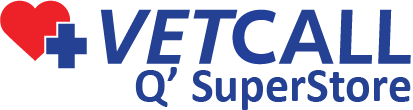 Vetcall Q'SuperStore logo
